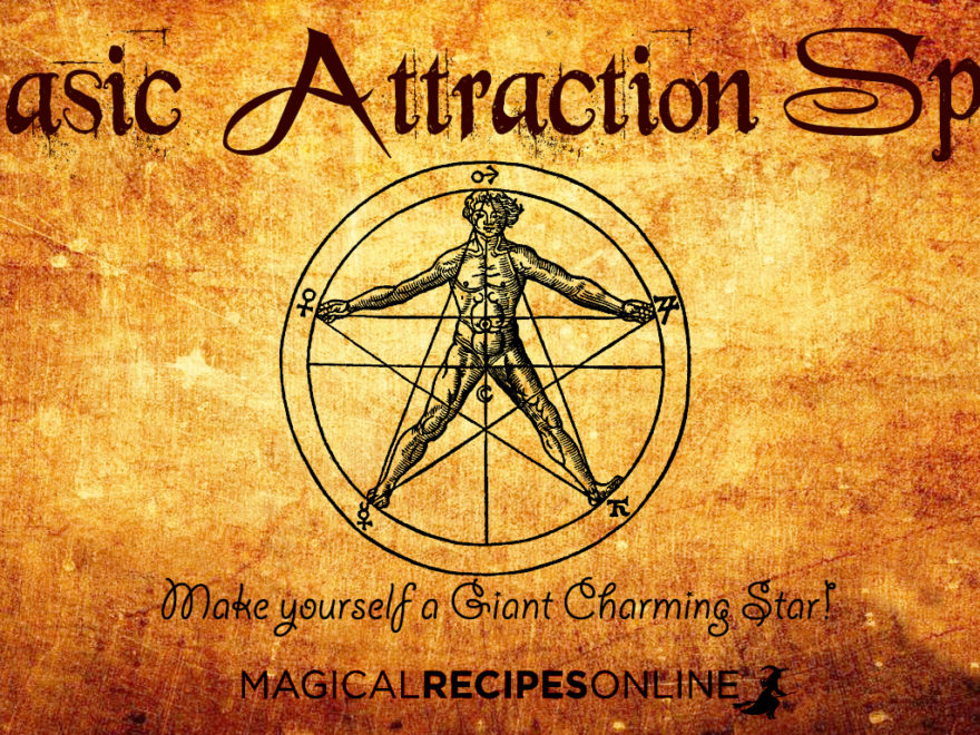 Strongest attraction spell that works