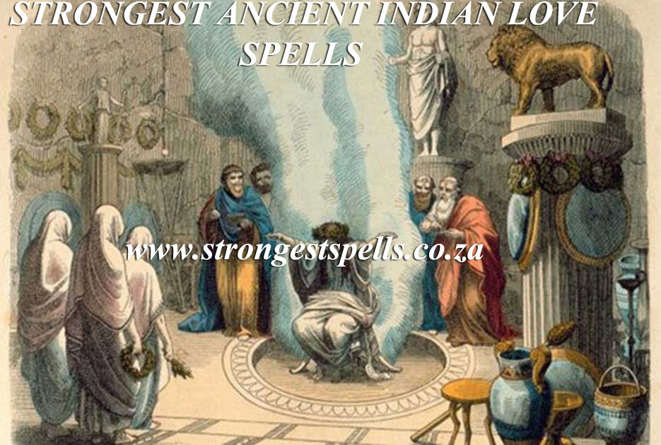 Strongest ancient Indian love spells