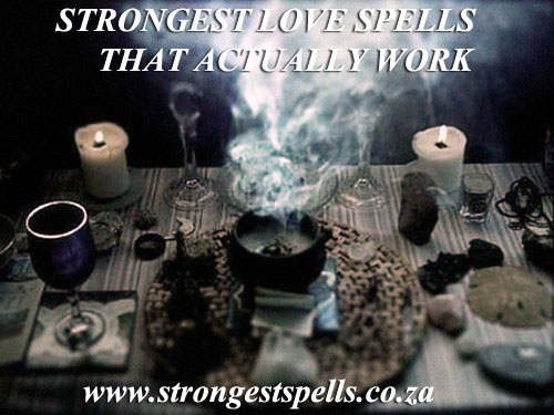 Strongest love spells that actually work