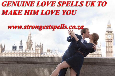 Genuine love spells UK to make him love you