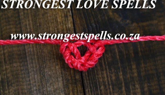 Strongest love spells
