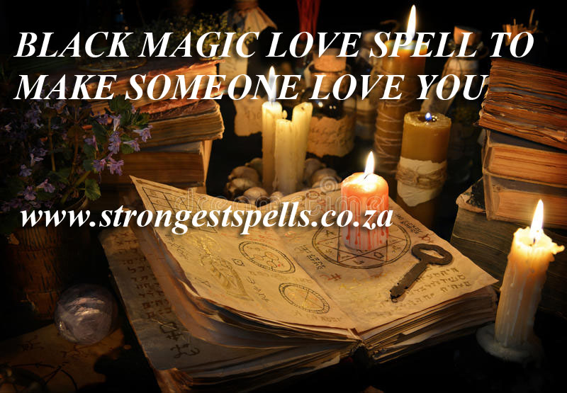 Black magic love spell to make someone love you